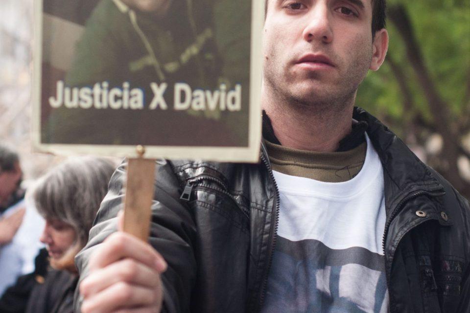 #EnImágenes: justicia por David y Emanuel